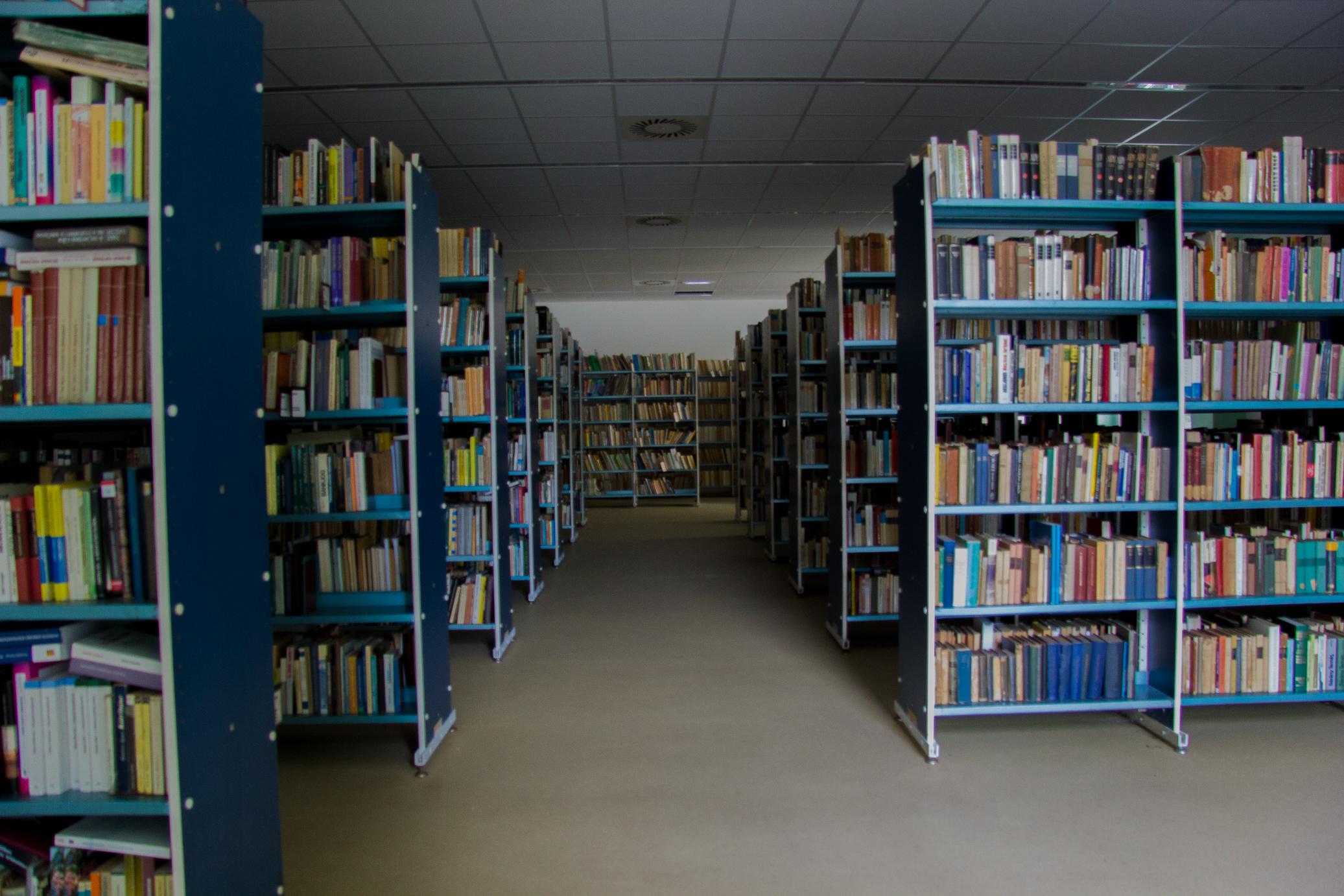 könyvtár 1
